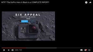 GoPro not interested in exporting cameras